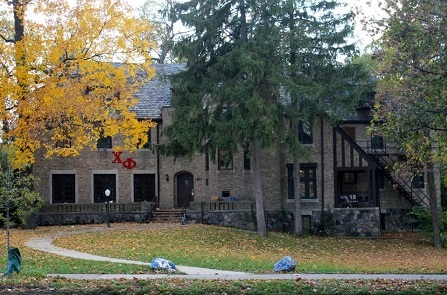 Chi Phi House