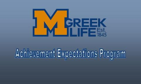 Achievement Expectations Logo
