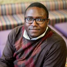 Photo of  Associate Dean of Students and Director of Fraternity & Sorority Life Travis Martin
