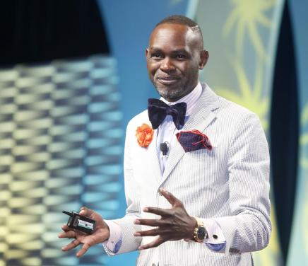 Derreck Kayongo - Founder of the Global Soap Project